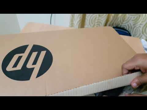 #Unboxing - NEW! 2018 HP Pavilion x360 - 14-cd0087tu
