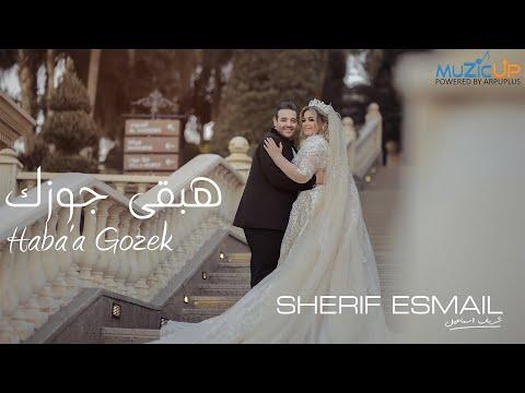 """شريف إسماعيل يطرح """"هبقى جوزك"""" بلقطات حقيقية من زفافه"""