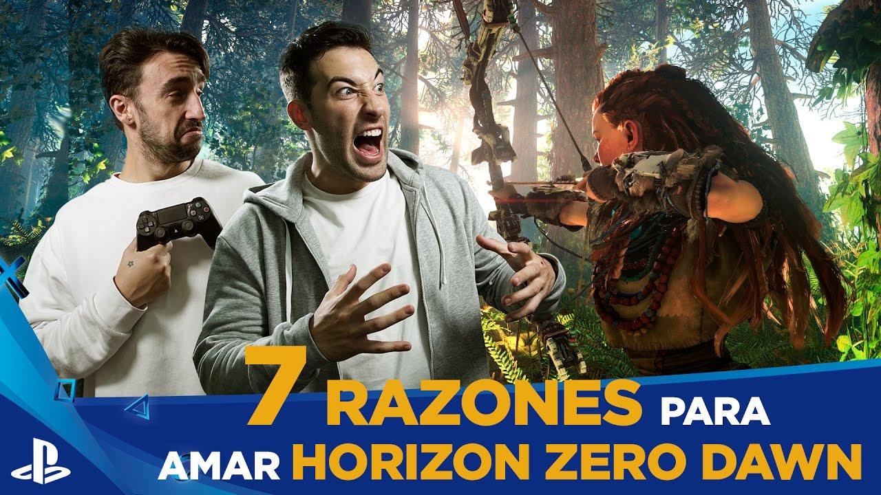 7 cosas por las que Horizon Zero Dawn será imprescindible en tu colección para PS4