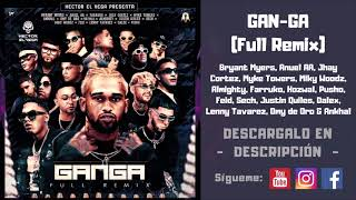 Costear (Full Remix) - Jhay Cortez, Almighty, Bryant Myers, Alex Rose & ➕