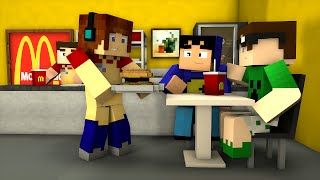 Minecraft: MasterCraft #03 - Mc Donald's Minecraft (Fast Food) !!