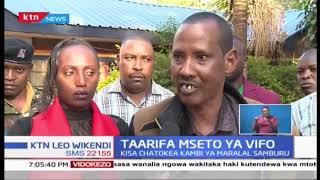 Afisa wa polisi amuua mwenzake kwa kumpiga risasi Samburu