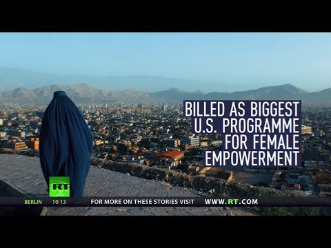 US spent $216mn to improve Afghan women's status... yet 'no good data' found