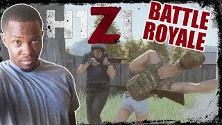 Battle Royale H1Z1 Gameplay - CHINESE HACKER!!! | H1Z1 BR Gameplay