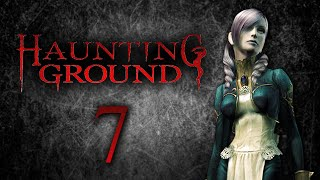 Haunting Ground [7] - LEAVE ME ALONE, DANIELLA