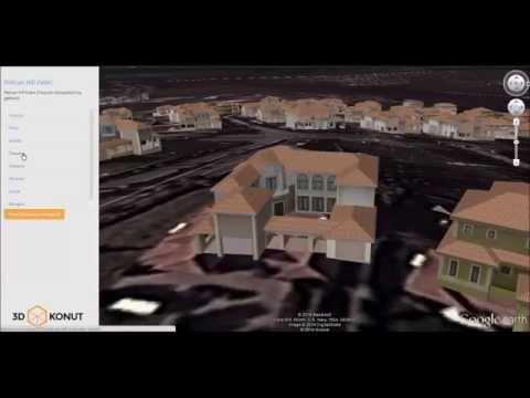Pelican Hill Evleri Videosu