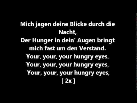 Música Hungry Eyes