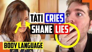 Body Language Proof Shane Dawson & Jeffree Star Manipulated Tati To Takedown James Charles