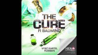 Vybz Kartel Ft Russian - The Cure Fi Badmind [July 2012]