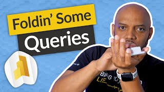 Enable QUERY FOLDING for native queries in Power Query / Power BI