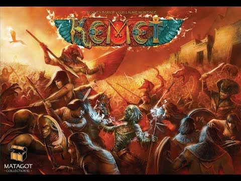 Kemet - Whats in the Box?