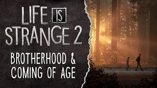 A Breakdown of the Story in Life is Strange 2
