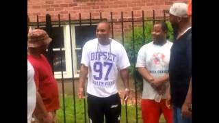"LOL: Cam'Ron Clowns London Goons Who Tried To Rob Him ""Sucka Ass Niggas"" (New 2014)"