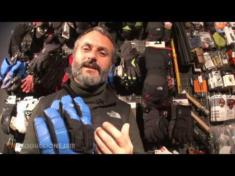 MONTAÑAS DE NIEVE: Los guantes