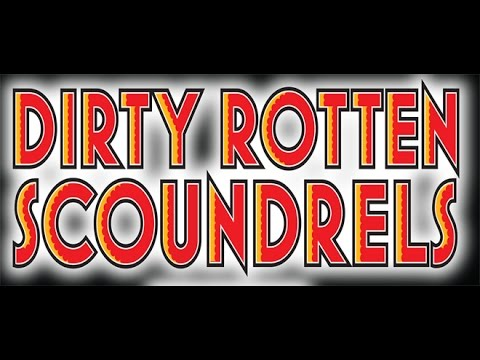 Dirty Rotten Scoundrels - Saint George Musical Theater - Montage