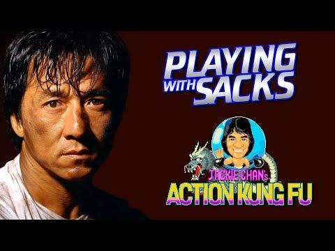 Jackie Chan's Action Kung-Fu - TurboGrafx-16 - Playing with Sacks