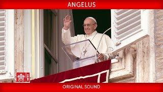 Pope Francis - Angelus prayer 2019-08-25