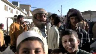 preview picture of video 'Quetta. day before Eid-ul Adha'