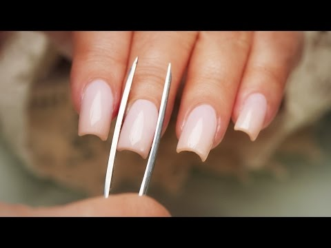 , title : 'Pinching Acrylic Nails - Step by Step Tutorial
