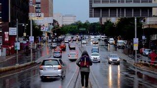 City Rain - Johannesburg
