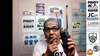 Quick Learning Some Radio Ten Codes (Tagalog)