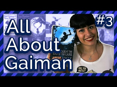 O Oceano no Fim do Caminho {All About Gaiman #3} | All About That Book |