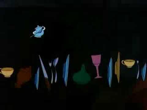 La spada nella roccia - Merlino fa le valigie!!