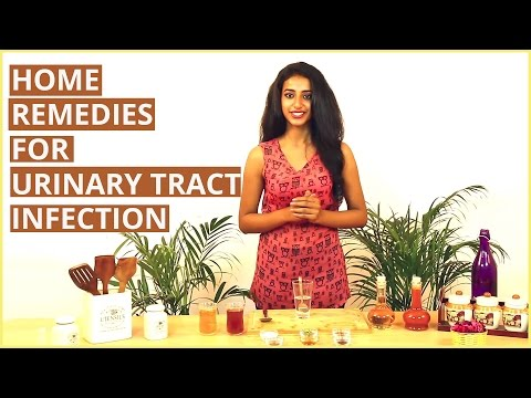 Video 3 Simple Home Remedies To TREAT URINARY TRACT INFECTION (UTI) In Women