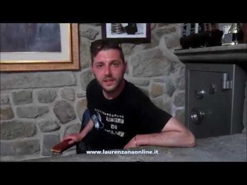 """immagine di anteprima del video: Video intervista Cesare Romano gruppo musicale """"I Mise en..."""