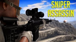 [Wildlands] The Sniper Assassin