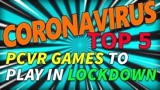 TOO 5 GAMES TO PLAY DURING CORONAVIRUS PANDEMIC