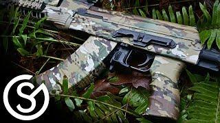 AK Skin, Proveil Reaper Black