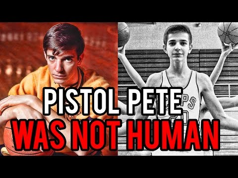 7 Stories That Prove Pete Maravich WAS NOT HUMAN!