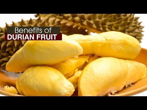 Video 10 Amazing Health Benefits of DURIAN FRUIT