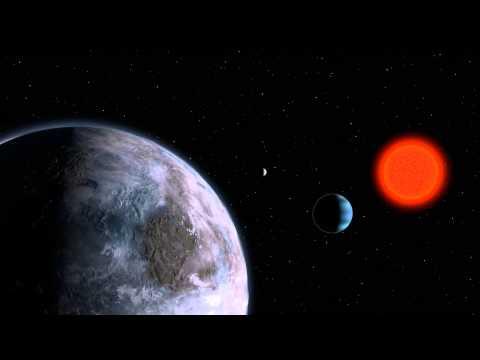 Ученые поймали сигнал с потенциально обитаемой планеты Gliese 581d