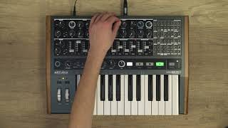 MiniBrute 2 Ecosystem Tutorials: Episode 03 -The Keyboard Version