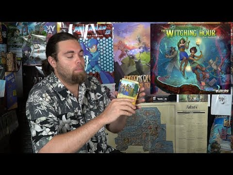 Approaching Dawn: The Witching Hour Review