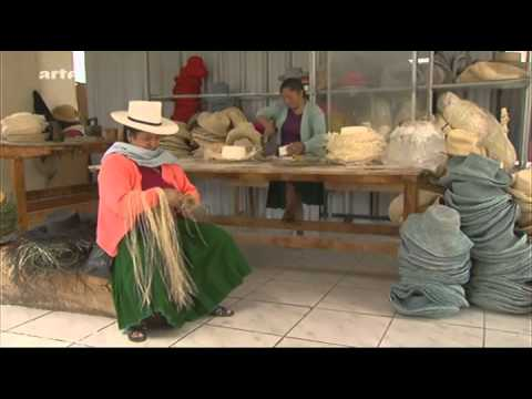 Stilikone Panamahut -- Arte Reportage (3/3)