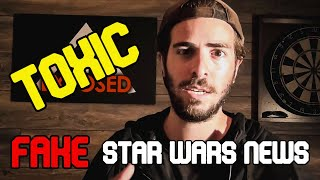 Mike Zeroh is STILL the biggest fraud on YouTube (Gina Carano and Fake Star Wars News)