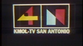 KMOL-TV 4 1979 Fiesta Flambeau Parade Intro