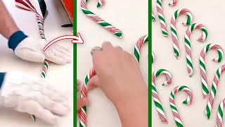 This Is How Candy Canes Are Made thumbnail