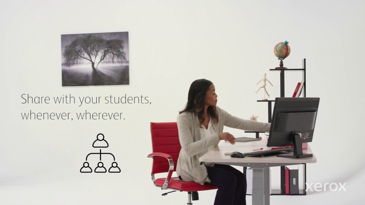 App Xerox® Connect per Blackboard® YouTube Video
