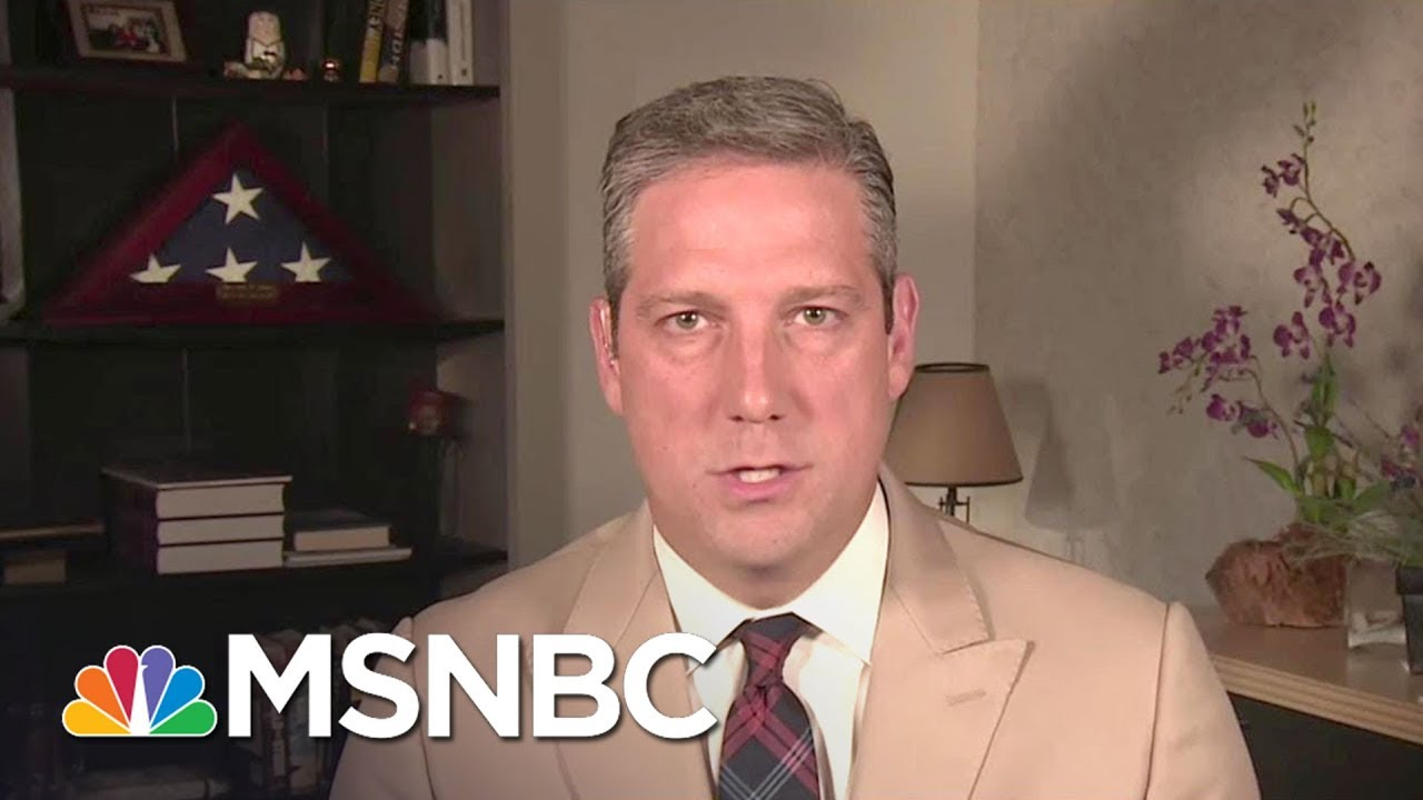 I Believe Winter Is Coming For The GOP: Representative Tim Ryan | Morning Joe | MSNBC thumbnail