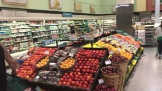 Идеальный магазин Рублекс американский продуктовый магазин Publix 08.2017 цены в США