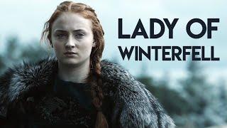 Sansa Stark    Lady Of Winterfell