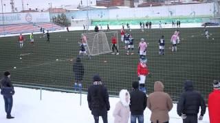 ФК Титан 0 - 6 ФК МК. 1 тайм. 3 часть