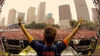 Nicky Romero - Live @ Ultra Music Festival 2014