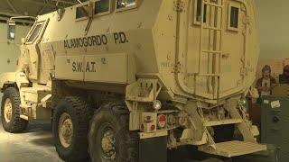 Alamogordo commissioners vote to fund new SWAT team
