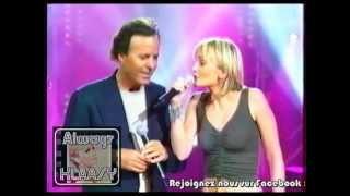 """La Vie en rose"" - Duo P.Kaas/J.Iglesias"