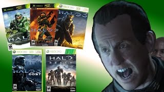 What I Disliked About Bungie's Halo Games